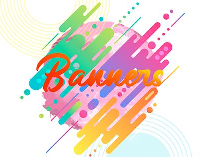 projeto de banners
