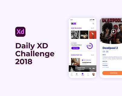 XD Daily Challenge   Nº1