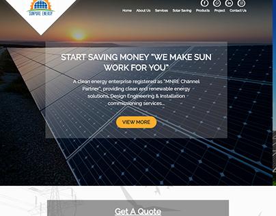 sunpureenergy - Solar PV, Solar Thermal, Wind, Design