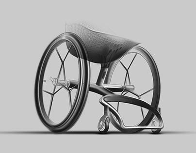 GO wheelchair sketches