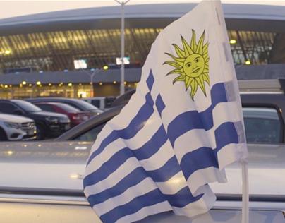 Uruguay pa' todo el mundo // Aeropuerto de Carrasco