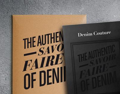 Look book - Denim Couture