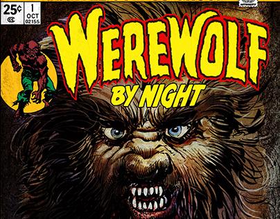Werewolf By Night redux