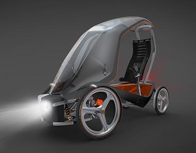Electric vehicle Floow