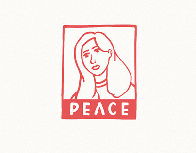 Peace illustration