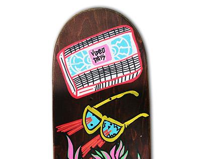 Skate Art @matdisseny • Video Days