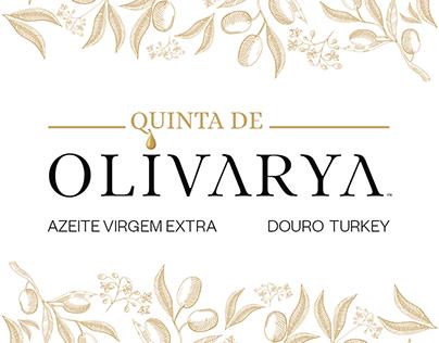 Quinta De Olivarya Packaging, 2020