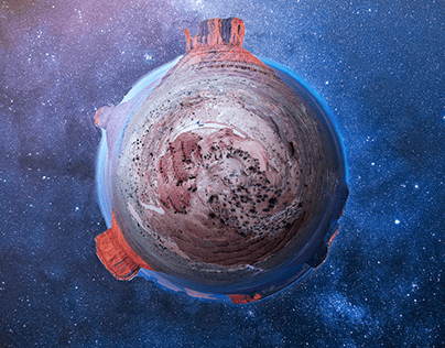 Monument Valley Planet