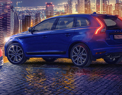 Volvo XC60 - The Source Of Future