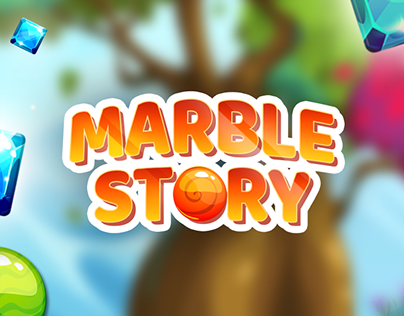 Marble Story Game