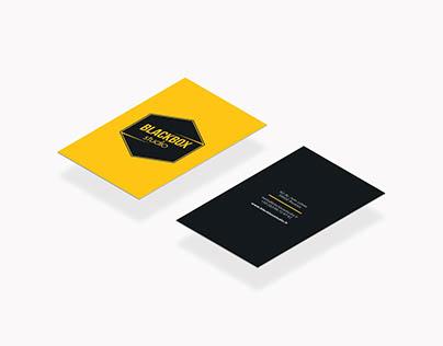 Graphic charter / Blackbox Studio