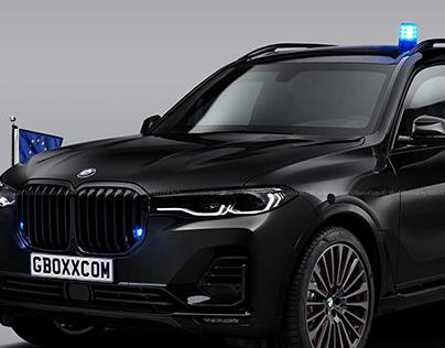 2020 BMW X7 High End Secure