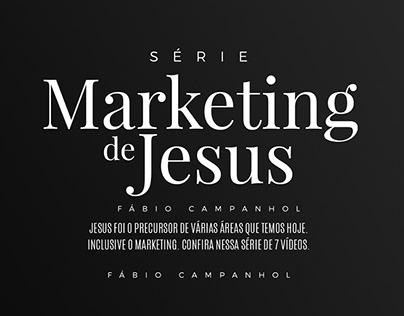 Video | Série Marketing de Jesus