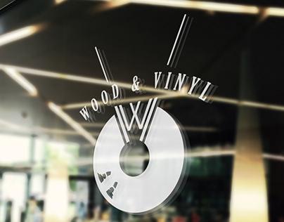 Wood & Vinyl - Vinyl Record Art