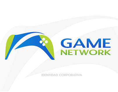 Game Network - Identidad Corporativa
