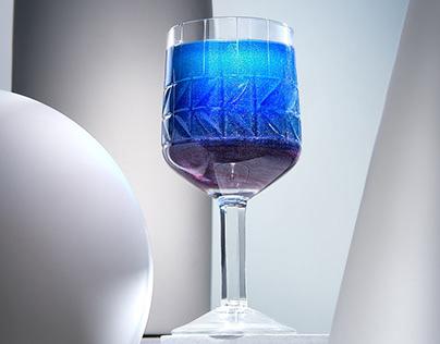 Cocktail set for Zbirka Bar