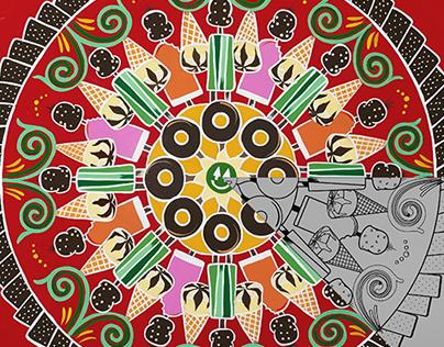 The Wheel of Joy - Dos Pinos -