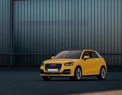 3D Visualisierung Audi