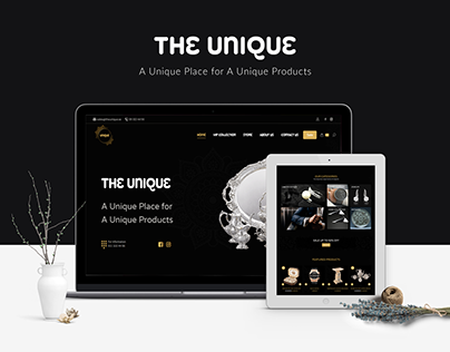 The UNIQUE - E-Commerce