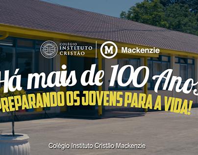 INSTITUCIONAL - INSTITUTO CRISTÃO MACKENZIE