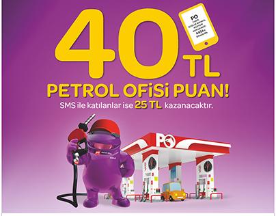 Petrol Ofisi - Bonkör Vadaa Petrol Ofisi'nde!