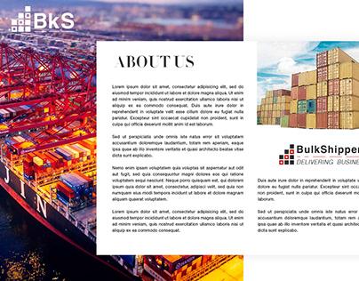 BkS - Logo / Web Design