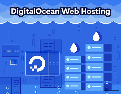 DigitalOcean Web Hosting Facts & Stats [Infographic]