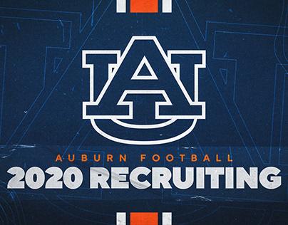 Auburn Football: 2020 Recruiting