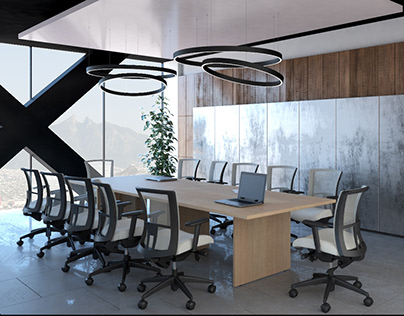 Office Furniture Project in Mexico