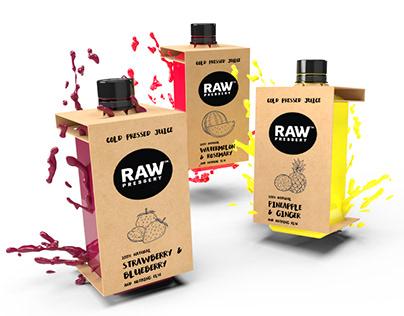 RAWPRESSARY -Modular Packaging