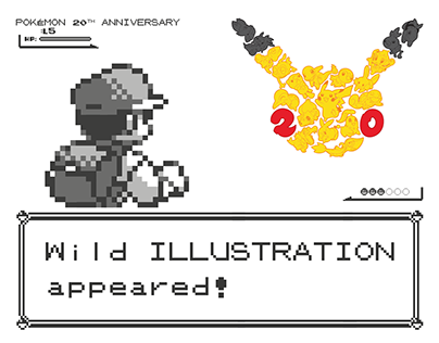 Pokémon 20th