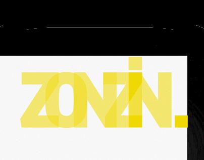 ZonZin Branding