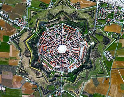 Aerial Photography Palmanova