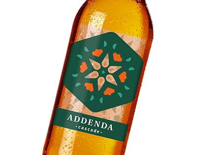 Royal Addenda | Beer Packaging & Campaign
