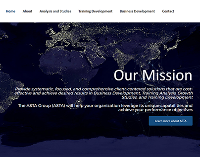 The ASTA Group Website