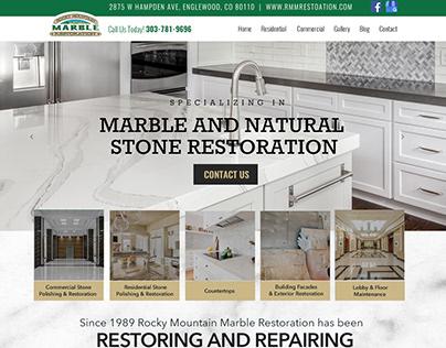 RMM Restoration - Website Design & WP Development
