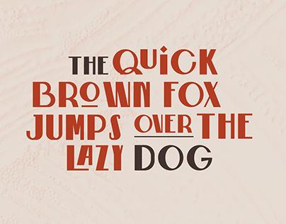 Helite - Typeface