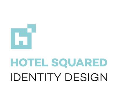 Hotel Squared Identity Design