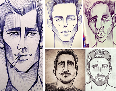 Various Portraits