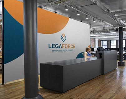 LegaForce Logo & Branding