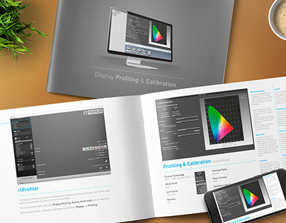 Color Management Manual (Profiling & Calibration)