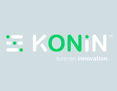 Konin visual identity