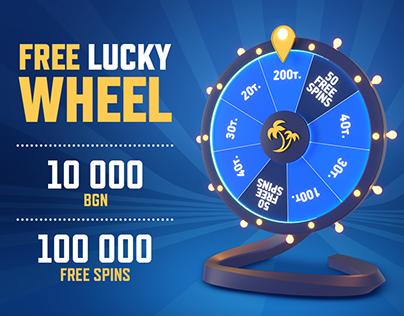 Free Lucky Wheel