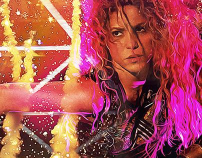 Shakira Birthday video PROMO