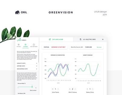 GreenVision platform