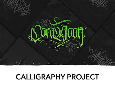Calligraphy Gothic Pack