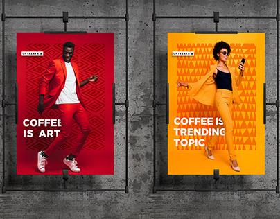 Nespresso Kenya event