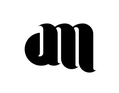 Monogramme pour Antoine Maignan
