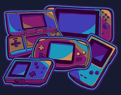 Nintendo Handheld Consoles