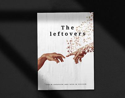 Diseño cartel serie | The Leftovers